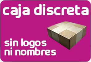 caja discreta